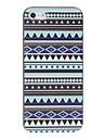 National Style Relievo Flower Pattern Hard Case for iPhone 5/5S