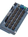 Mega sensor de escudo v2.0 placa de expansao sensor dedicado para (para arduino)