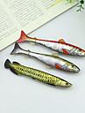 Peixes em forma de canetas esferográficas (cor aleatória)