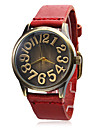 Women's Leather Band Analog Quartz Wrist Watch (Assorted Band Colors) Cool Watches Unique Watches Strap Watch