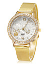 Women's Watch Fashion Diamante Butterfly Pattern Dial Cool Watches Unique Watches