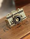 European and American jewelry retro personality camera ring (random color)