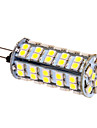 5W G4 Ampoules Maïs LED T 66 SMD 3020 380 lm Blanc Froid DC 12 V