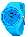 ZGO Children's Watch Sports Candy Color Water Resistant Silicone Strap  Cool Watches Unique Watches