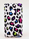 Colorful Leopard Printing Pattern TPU Soft Case for Nokia Lumia N520