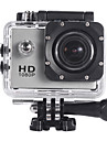 Мини Видеокамера (Серебреный), HD1080P-F23V