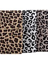 Leopard Pattern Full Body PU Leather Case with Card Slot for Samsung Galaxy S5 I9600 (Assorted Colors)