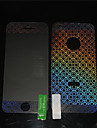Cool Scale Pattern Front & Back Body Sticker for iPhone 4/4S