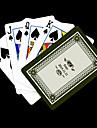 Персональный подарок Серый цветочным узором Playing Card для покера