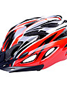 FJQXZ Women\'s / Men\'s / Unisex Road / Sports / Half Shell Bike helmet 18 Vents Cycling Cycling Medium: 55-59cm / Large: 59-63cm PC / EPS