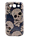 Pretty Skull Pattern Case Cover for Galaxy 3 I9300
