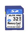Elite Pro de haute qualite SDHC 32GB carte de memoire SD
