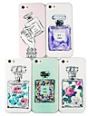 Perfume Bottle Case Series Retour pour iPhone4/4S (couleurs assorties)