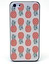 Coque rigide motif ananas pour iPhone 4/4S