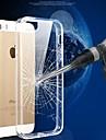устойчивое к царапинам кристалл красочные ТПУ кадров прозрачный корпус ПК крышка для iPhone 5/5s (разных цветов)