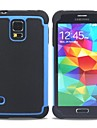 For Samsung Galaxy Case Shockproof Case Back Cover Case Armor PC Samsung S5