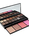 20 Eyeshadow Palette Dry / Matte / Shimmer / Mineral Eyeshadow palette Powder Normal Smokey Makeup / Daily Makeup