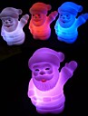 Papai Noel Papai Noel Colorido Led Nightlight Holiday Products