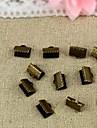 Crimps Tin Alloy DIY Jewelry 1.0*1.0*1.0 cm 0.008 kg