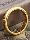 Men's Vintage The Lord of The Rings Band Rings