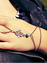 Women's Charm Bracelet Fashion Handmade European Alloy Jewelry For Party Daily Casual