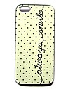 Verse Pattern Hard Case for iPhone 5/5S