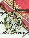 Vintage Cartoon Shape Men's Pendant Necklace(1 Pc)