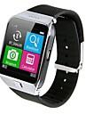 """aoluguya m6 Bluetooth v3.0 relógio inteligente com 1,54 """"tela de toque, telefone, sms, música, hodômetro, fm"""