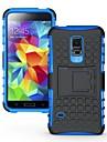2 en 1 bi-couleur détachable pc + TPU cas hybride avec béquille pour mini-sm-g800 samsung galaxy (couleurs assorties)