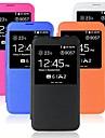 bascules en cuir PU pour Samsung Galaxy S5 9600 (couleurs assorties)