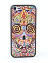 Colorful Skull Style Protective Back Case for iPhone 5C iPhone Cases