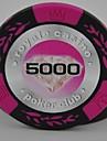 8001 b1 14g профессиональные фишки баккара покер маджонг (случайная форма)