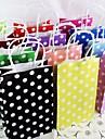 artisanat sacs de fete papier a pois gif sac de papier portable