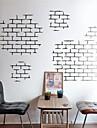 Wall Stickers Wall Decals,  Modern Brick brick texture characteristics PVC Wall Stickers
