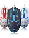 RAJFOO Terminator 1600DPI Gaming Mouse Wired Optical Professional