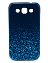 The Night with Blue Star Pattern Hard Case for Samsung Galaxy Win I8552