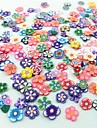 300 Fruit Fimo Decoration Kits Flower Fashion Wedding High Quality Daily