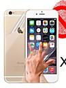 avant et arrière protecteur d'écran mat pour 6s iphone plus / 6 plus (1 pc)