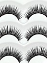 Eyelashes lash Thick Natural Long Eyelash Thick Natural Long Volumized Natural Thick Fiber