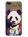 панда шаблон задняя крышка для iPhone5 / 5s