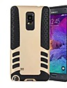 Dual Layer Rocket Design Armor Protection Sleeve Case for Samsung Galaxy Note 4