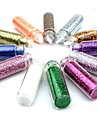 12PCS Multi-color Mini Glitter Sequins DIY Craft Art Decorations