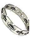 Men's Chain Bracelet Personalized Unique Design Fashion Stainless Steel Black Others Jewelry Christmas Gifts Daily Casual Costume Jewelry