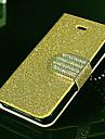 Capinha Para iPhone 4/4S Capa Proteção Completa Rígida PU Leather para