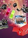 package sac de cadeaux de vente (11 Droit pêche à la main des appâts bobines + de pêche 3G + lignes de pêche de 100 mètres) (couleur
