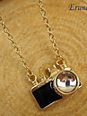 Eruner®European Style Camera Pendant Necklace
