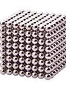 Juguetes Magneticos 512 Piezas 3/5 MM Juguetes Magneticos Bloques de Construccion Bolas magneticas Magnetico Circular Juguetes ejecutivos