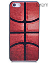 Basketball Print Back Case for iPhone 5/5S