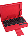 PU Leather Case w/ Bluetooth Keyboard for iPad mini 3 iPad mini 2 iPad mini
