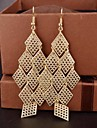 Women\'s Drop Earrings Festival/Holiday Statement Jewelry European Alloy Geometric Jewelry Party Special Occasion Daily Costume Jewelry